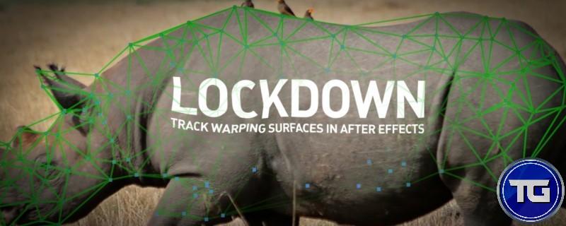 دانلود پلاگین Lockdown برای نرم افزار افترافکت - Lockdown 2.2.0 Plugin For After Effects