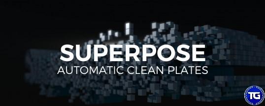 دانلود پلاگین افترافکت Superpose حذف اجسام متحرک