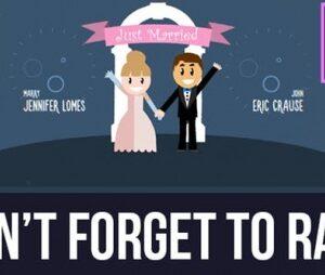 پروژه آماده پریمیر موشن گرافیک برای عروسی
