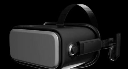 پروژه پریمیر نمایش لوگو VR Glasses Logo