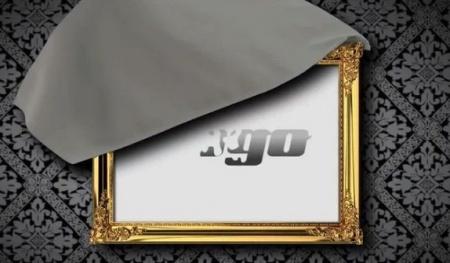 پروژه آماده پریمیر لوگو Picture Frame Logo