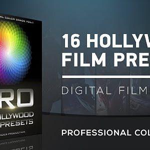 دانلود رایگان پریست رنگ سینمایی افترافکت