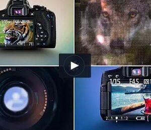 دانلود پروژه افتر افکت لوگو عکاسی
