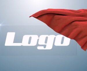 دانلود پروژه پریمیر لوگو پارچه Cloth Logo Uncover